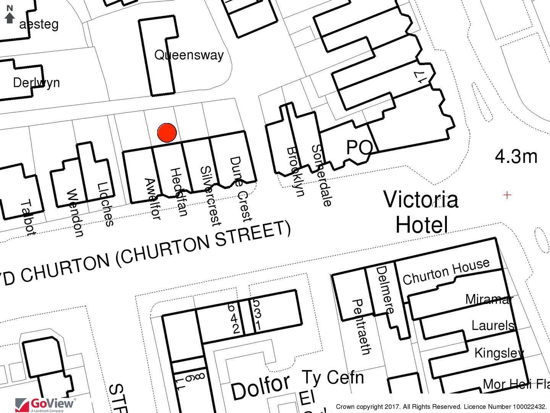 Churton Street, Pwllheli